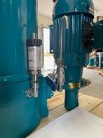 HDU 27 CJC Fine Filter Pressure Transducer, Underground Mining Specification